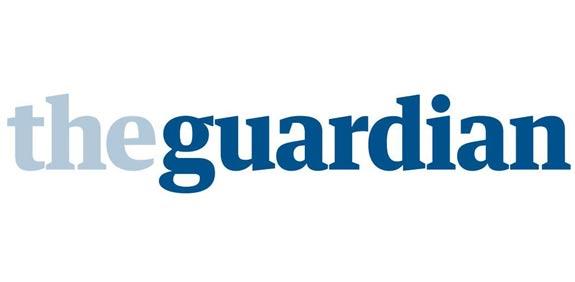 לוגו עיתון הגרדיאן / צלם: יחצ